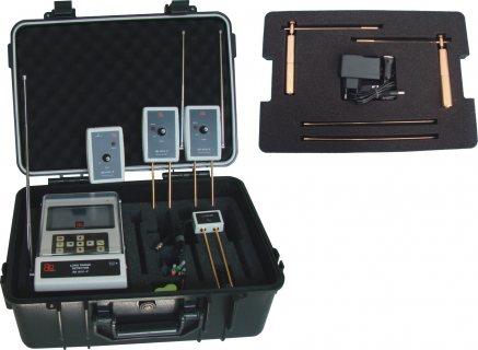 جهاز - BR 800 P - لكشف الذهب وجميع المعادن لعمق 50 م & المياة الجوفية لعمق 200 م
