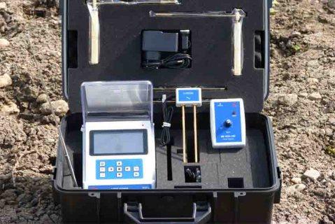جهاز BR 500 GW كاشف المياة الجوفية ومعرفة نوع المياة حتى عمق 500 متر تحت الأرض