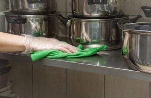 تنظيف وترتيب المنازل بنظام اليومي