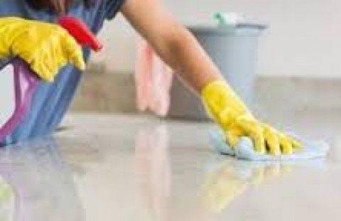 عاملات تنظيف وترتيب بنظام اليومي للعائلات