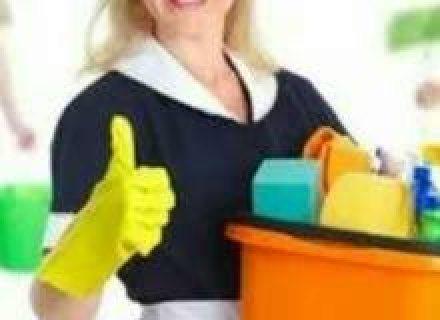 يوجد لدينا عاملات تنظيف بنظام يومي