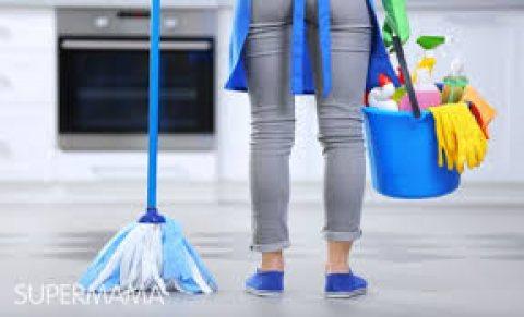 يتوفر لدينا عاملا تنظيف و ترتيب بنظام يومي