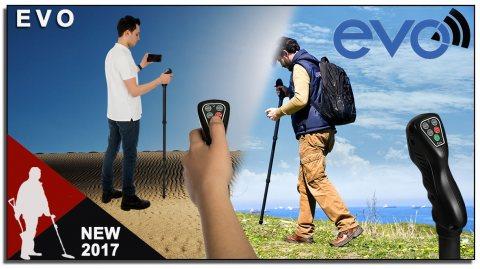 جهاز EVO التصويري 3D لكشف الذهب والمعادن لعمق 8 متر تحت الأرض - شركة بي ار دبي