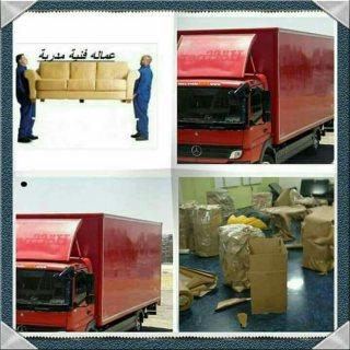 شركة نور الحرمين نقل اثاث عمان للخدمات 0792665978