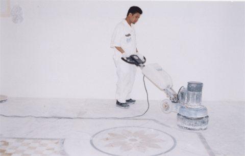 تنظيف شامل للشقق بعد الدهان و جلي البلاط بأقل الاسعار