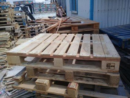 بيع وشراء طبليات الخشب