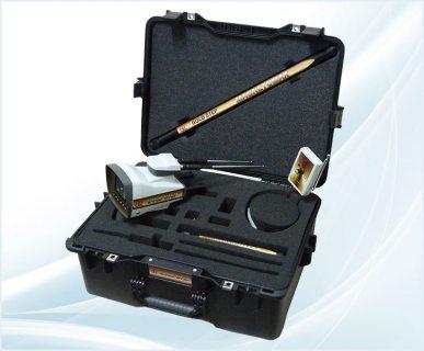 للبيع جهاز كشف الذهب والمعادن بنظامين الأستشعاري والصوتي الأمريكي GOLD STEP