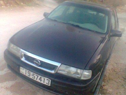 صورة الأولى  سيارة اوبل فيكترا 93