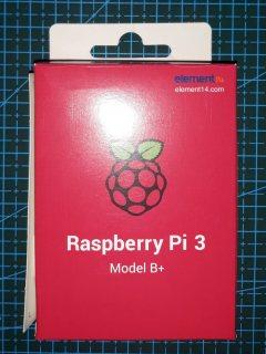 راسبيري باي 3B+ جديدة كلياً للبيع. يتوفر اكسسوارات مناسبة أيضاً