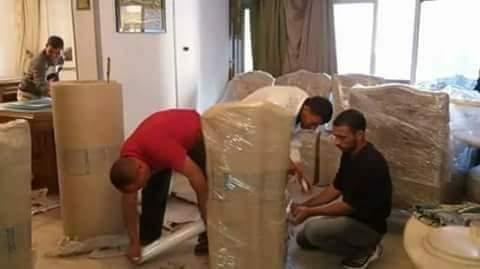 شركةتحميل وتغليف الأثاث بالأردن ت0790463354