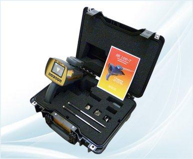 جهاز كشف الذهب والكنوز والفراغات | BR 100 T