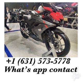 Yamaha YZF R15 V3 Motorcycle