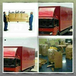 نقل الاثاث عمان نور الاردن للنقل 0792665978