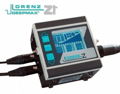 لورنز زد 1 افضل جهاز الماني لكشف الكنوز تحت الارض