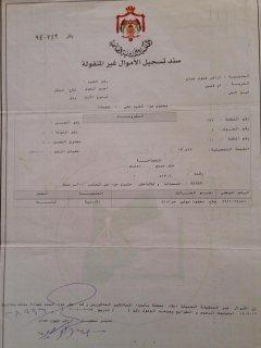 أرض سكنية جنوب عمان الجيزه قرية أم قصير ثاني قطعة عن الشارع الرئيسي مباشرة