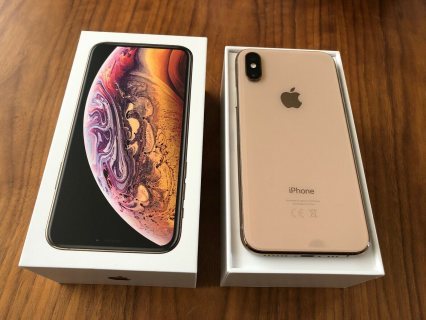 Apple iPhone XS 64GB = $450USD  , iPhone XS Max 64GB = $480USD ,iPhone X 64GB