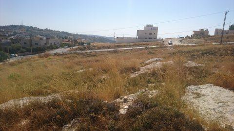 أرض للبيع في اجمل مناطق عمان - ناعور - حوض أم عريجات (امتداد مرج الحمام).