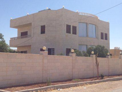 فيلا مستقلة في أهدأ مناطق عمان