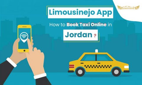 Want Book Your Ride with Limousine then Try LimousineJo App