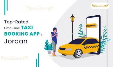 Top-Rated Limousine Taxi Booking App in Jordan