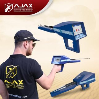 جهاز التنقيب عن المياه الجوفية والأبار AJAX OMEGA