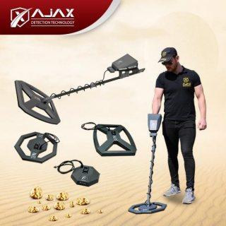 جهاز كشف الذهب الخام والذهب الحديث AJAX SEGMA