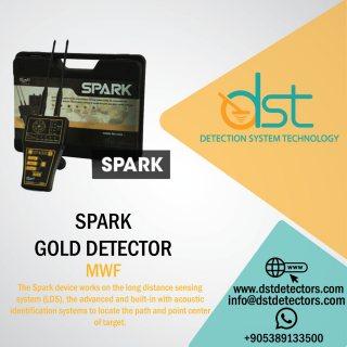 جهاز كشف الذهب سبارك DST DETECTORS
