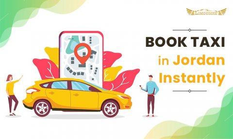 Book Taxi Online in Jordan Instantly