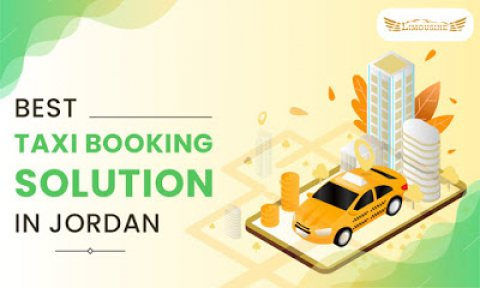 Best taxi Booking Solution in Jordan for Android Phones