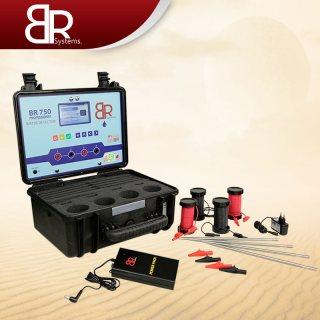 جهاز كشف المياه الجوفية والابار الارتوازية ( BR750 PRO ) - شركة العريمان