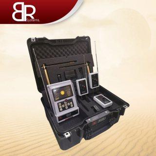 الجهاز المتكامل للكشف عن الذهب والمعادن والالماس والمياة (BR800 P) - العريمان
