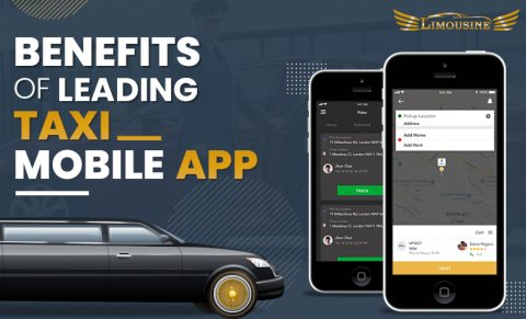 Get the Top-Rated Limousine Taxi Booking App in Jordan