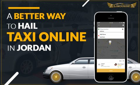 Grab A Better Way to Hail Taxi Online in Jordan