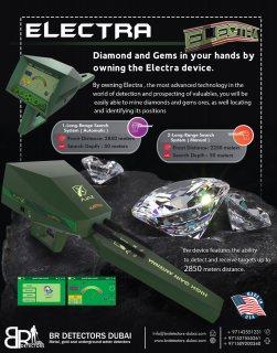 Diamond and Gemstones detectors | Electra Ajax