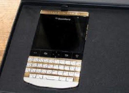 For sale:Gold BlackBerry Porsche Design P9981 With Arabic