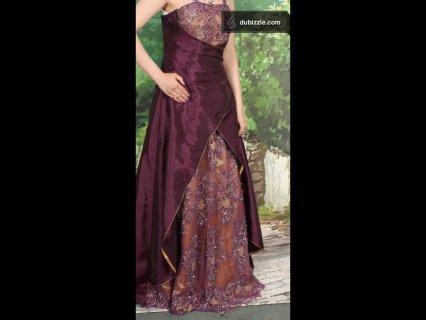 بدلة خطوبة استخدام مرة واحدة بحالة ممتازة وتصلح فستان سهرة
