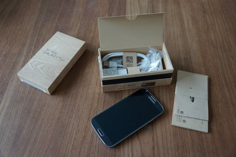 Brand New Samsung Galaxy S4 On Sale at best price