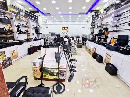 شركات لبيع اجهزة كشف الذهب والمعادن  بي ار ديتكتورز دبي