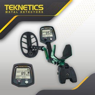 تكنتكس تي2 الجهاز الصوتي لكشف الذهب و المعادن