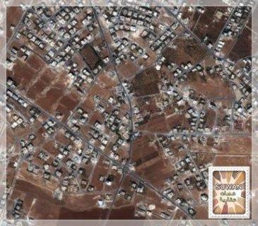البنيات أرض للبيع 406م على شارع 30م المؤدي ش المطار