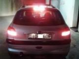 للبيع سيارة بيجو 206 موديل 2003 ماتور 1300 60% - جير اوتوماتيك