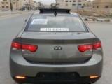سيارة كيا فورتي  1600 cc لون رصاصي للبيع