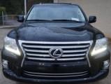 2013 LEXUS LX 570, NO ACCIDENT