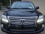 LEXUS LX 570 V8 2013, GCC USED