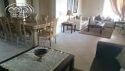 شقة للايجار مفروشة - في عبدون - مقابل تاج مول - أرضية - 170م