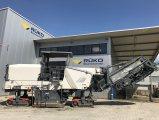 قشاطة اسفلت مترين Wirtgen W 210 من المانيا للبيع موديل 2012
