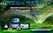 جهاز FRESH RESULT  فريش ريزلت للكشف عن المياه الجوفيه والابار ذو النظامين