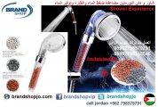 شاور و دش تورملين مضاعفة و زيادة ضغط الماء والفلتره و توفير الماء Shower