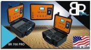 أجهزة كشف المياة الجوفية والأبار BR 700 PRO الأمريكي - شركة  بي ار دبي