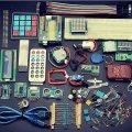 كافة القطع الالكترونية والهندسية